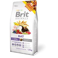 Brit Animals Rat 1,5 kg                        - Krmivo pro hlodavce