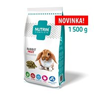 Nutrin Complete Rabbit Fruit 1500g - Rodent Food