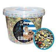 Fine Pet Mountain Meadow Bucket 1kg - Rodent Food
