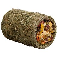 Karlie Hay Tunnel Stuffed with Fruit for Rodents 125g - Toy for Rodents