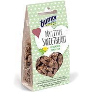 Bunny Nature Hearts with Dandelion 30g - Treats for Rodents