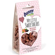 Bunny Nature Hearts with Wild Berries 30g - Treats for Rodents