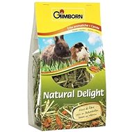 Gimbi Delight seno s mrkví 100 g - Krmivo pro hlodavce