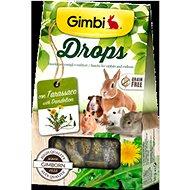 Gimbi Drops Pampeliška 50 g - Pamlsky pro hlodavce