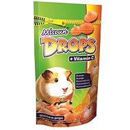 Mlsoun H Drops pomerančový 75 g - Pamlsky pro hlodavce