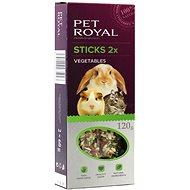 Pet Royal Stick Zelenina 2 ks