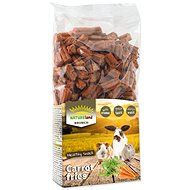 Nature Land Brunch Pochoutka mrkvové hranolky 300 g - Pamlsky pro hlodavce