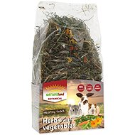 Nature Land Botanical Herbs with Vegetables 125g - Treats for Rodents