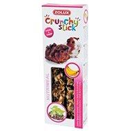 Zolux CRUNCHY STICK Delicacy for Guinea Pigs Banana/Buckwheat