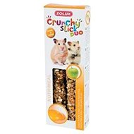 Zolux CRUNCHY STICK Delicacy for Hamsters Apple/Egg