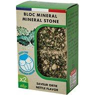 Zolux Minerální kámen EDEN kopřiva 2× 100 g - Doplněk stravy pro hlodavce