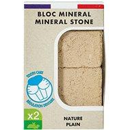 Zolux Minerální kámen EDEN přírodní 2× 100 g - Doplněk stravy pro hlodavce