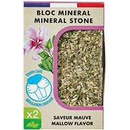 Zolux Minerální kámen EDEN sléz 2× 100 g - Doplněk stravy pro hlodavce