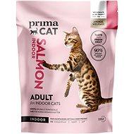 PrimaCat Losos pro dospělé kočky žijící uvnitř 400 g - Granule pro kočky