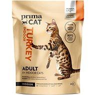PrimaCat Krocan pro dospělé kočky žijící uvnitř 400 g - Granule pro kočky