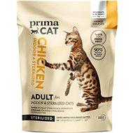 PrimaCat Kuře pro dospělé kočky, kastrované a žijící uvnitř  400 g - Granule pro kočky