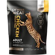 PrimaCat Kuře, bez obilovin, pro dospělé kočky 400 g