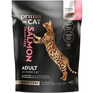 PrimaCat Losos, bez obilovin, pro dospělé kočky 400 g