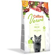 Calibra Cat Verve GF Adult Lamb&Venison 8+ 3,5kg NEW