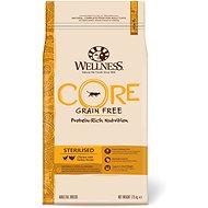 Wellness Core Cat Sterilized Turkey and Chicken 1.75kg