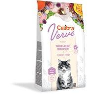 Calibra Cat Verve GF Indoor&Weight Chicken 750g NEW