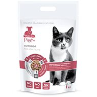 ThePet + 3-in-1 Cat Outdoor 1kg - Kibble for Cats