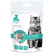 ThePet+ 3-in-1 Cat Sterilized 1kg - Kibble for Cats