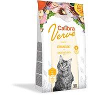 Calibra Cat Verve GF Sterilised Chick&Turkey 750g NEW