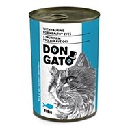 Don Gato konzerva kočka ryba 415 g