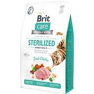 Brit Care Cat Grain-Free Sterilized Urinary Health, 2 kg