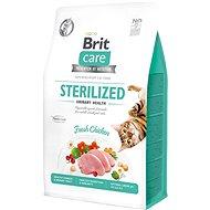 Brit Care Cat Grain-Free Sterilized Urinary Health, 0,4 kg