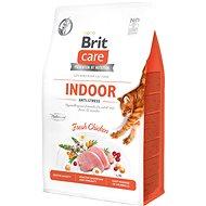 Brit Care Cat Grain-Free Indoor Anti-stress, 0,4 kg - Granule pro kočky