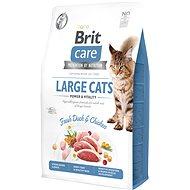 Brit Care Cat Grain-Free Large cats Power & Vitality, 2 kg