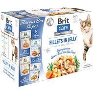 Kapsička pro kočky Brit Care Cat Flavour box Fillet in Jelly 12 × 85 g