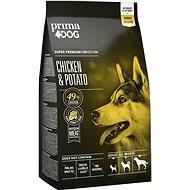 PrimaDog Kuře s bramborami pro dospělé psy všech plemen, 2 kg