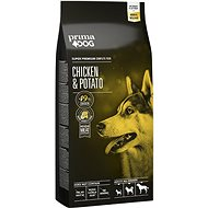 PrimaDog Chicken with Potatoes for Adult Dogs of All Breeds, 12kg - Kibble for Dogs