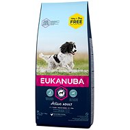Eukanuba Adult Medium 15+3kg ZDARMA