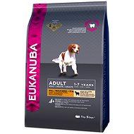 Eukanuba Adult Small & Medium Lamb 1kg - Granule pro psy