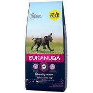 Eukanuba Puppy Large 15+3kg ZDARMA