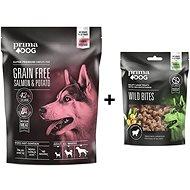 PrimaDog Losos s bramborami bez obilovin, pro dospělé psy s citlivým trávením 1,5 kg + Pamlsek 100 g