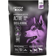 PrimaDog Duck with Herring without Cereals, for Adult Dogs, 1.5kg - Kibble for Dogs