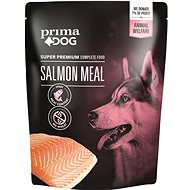 PrimaDog Dog Food Pouch with Salmon 260g - Dog Food Pouch
