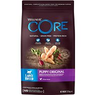 Wellness Core Dog LB Puppy Original kuře 2,75kg