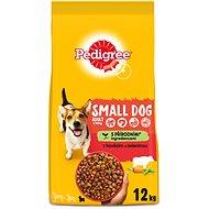 Pedigree Vital Protection granule hovězí se zeleninou pro dospělé psy malých plemen 12kg
