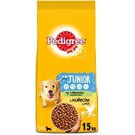 Pedigree Vital Protection granule kuřecí a rýže pro štěňata středních plemen 15kg - Granule pro štěňata