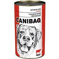 Canibaq Classic Hovězí 1250 g