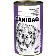 Canibaq Classic Zvěřina 1250 g