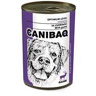 Canibaq Classic Zvěřina 415 g