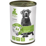 ThePet+ Dog Tin Lamb 400g - Canned Dog Food