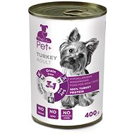 ThePet+ Dog Tin Turkey 400g - Canned Dog Food